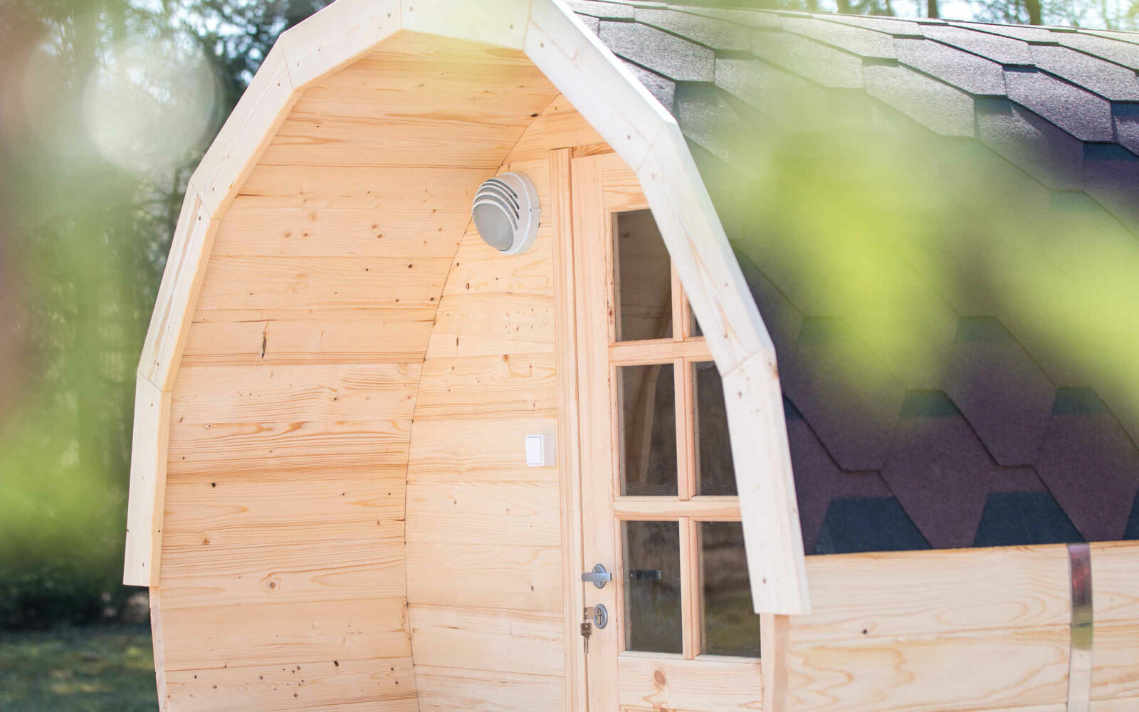 How to maintain your Wooden Home Barrel Sauna