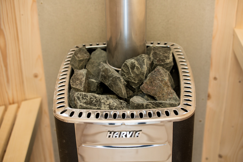 Royal Tubs - Barrel Garden Sauna Heater UK
