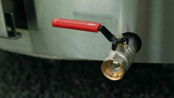 High-Flow Drain Tap